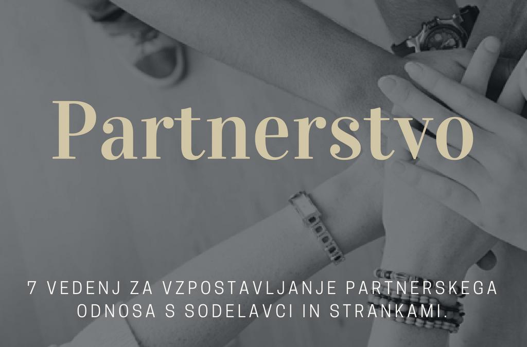 Uporabna psihologija: 7 partnerskih vedenj za dobre medosebne odnose